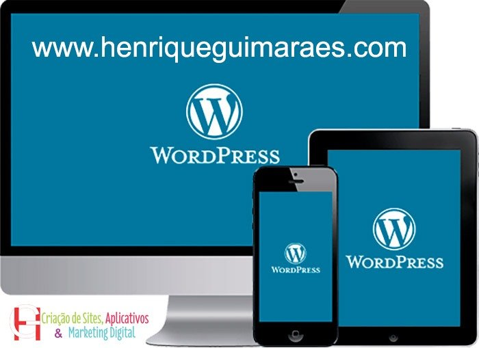 Criação de Sites WordPress BH