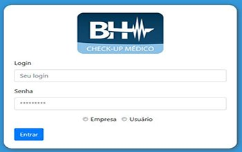 Criação de Aplicativos para Clínica Médica - BH Checkup