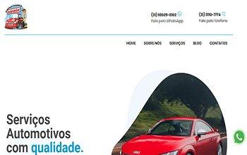 Criação de site para Lava Jato – Lava jato Espumão