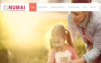 Criação de Sites para Clínica Médica - NUMAI