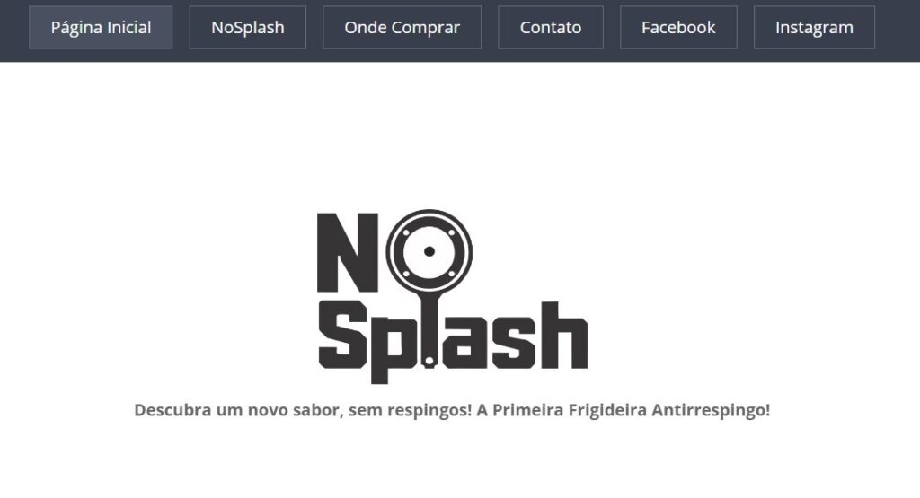 Nosplash